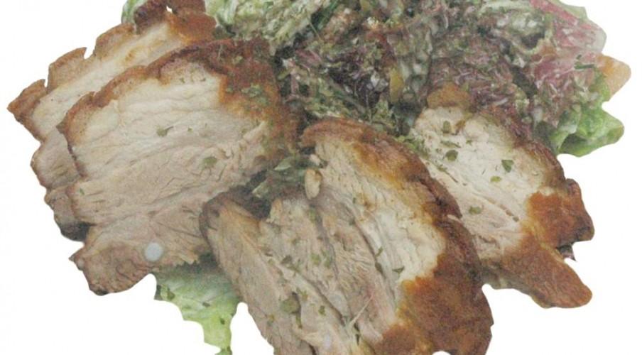 Schwäbisches Tellerfleisch